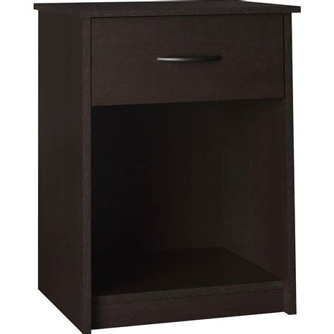 night stand nightstand night stand end table 1 drawer furniture