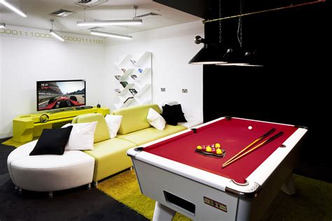 google room design five cool london offices that make business a pleasure