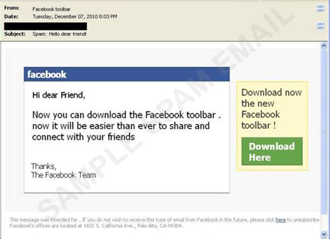 fake facebook toolbar makes rounds trendlabs security