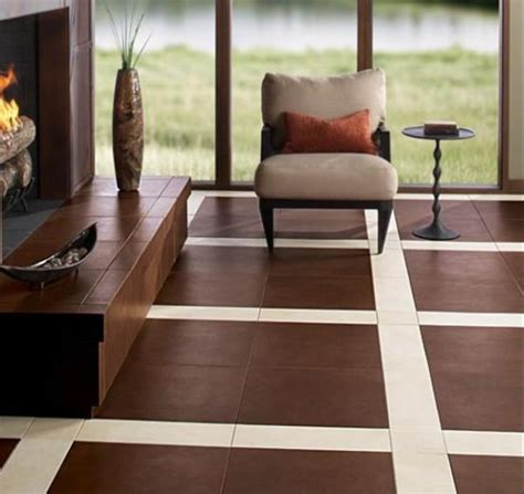 decorative floor tile patern design home interiors