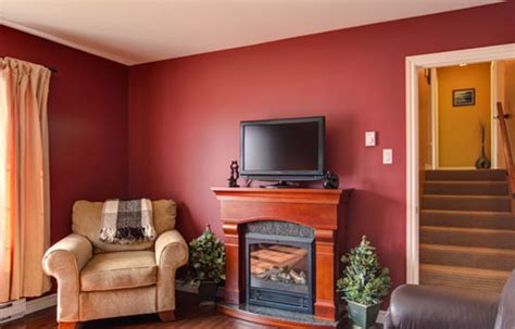 how to paint a room red 30 remarkable paint ideas for living room creativefan