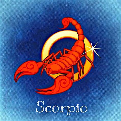 skorpion sternzeichen kostenlose illustration skorpion sternzeichen horoskop