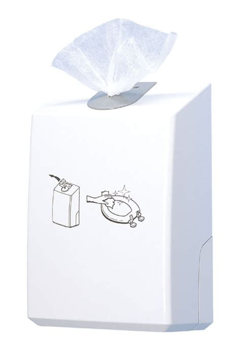 bathroom wipes dispenser toilet cleaning chemicals