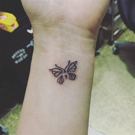semicolon butterfly tattoo finding got my semicolon