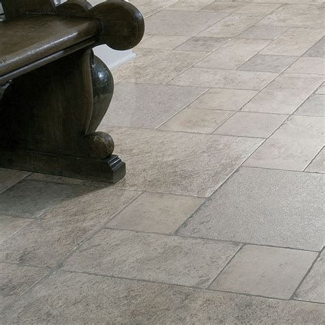 Leggiero Grey Stone effect Laminate flooring 1.86 m² Pack