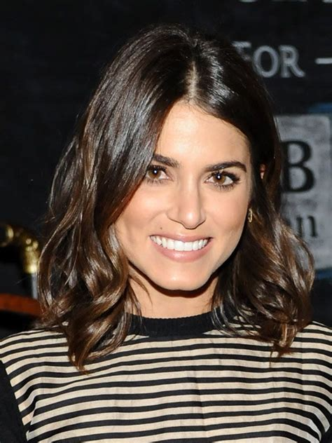 nikki reed with dyed hair nikki reed how to get her shiny healthy hair bobs