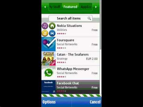 tutorial baixar whatsapp tutorial de como baixar whatsapp em nokia c5 03 doovi