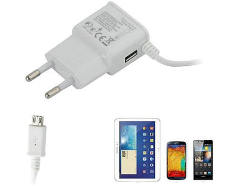 Charger Samsung Output 2a eu micro usb mobile phone charger 2a output travel