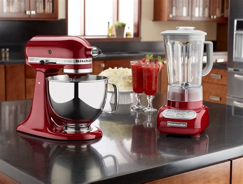 KitchenAid Blender Review   KitchenAid KSB560ER 5 Speed
