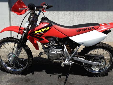honda xr100 buy 2003 honda xr100 xr 100 dirt bike on 2040 motos