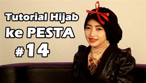 tutorial hijab pesta bisikan com tutorial hijab untuk pesta 14