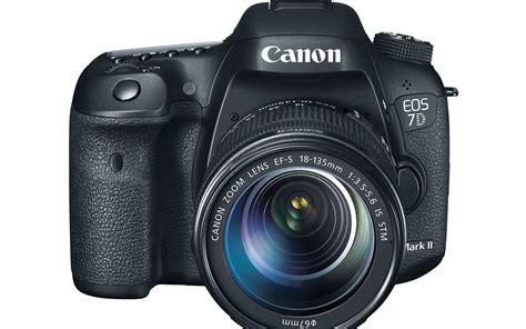 canon eos 7d canon introduceert eos 7d ii dslr en twee powershot