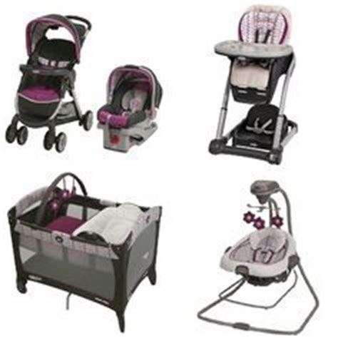 graco purple swing graco fastaction fold click connect travel system janey