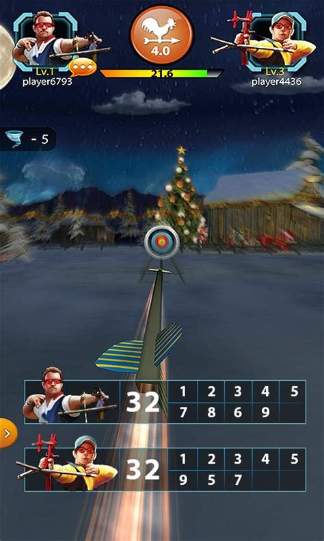 bluestacks qoo archery master 3d app ranking and store data app annie