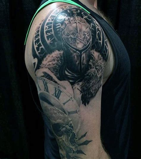 knight armor tattoo top 80 best designs for brave ideas