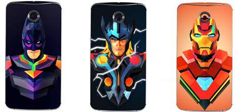 Phone Destroyer Card Template by Slickwraps Series Skins Put Your Favorite Superheroes