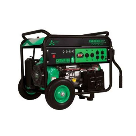 chion power equipment 6 000 watt lpg clean burning