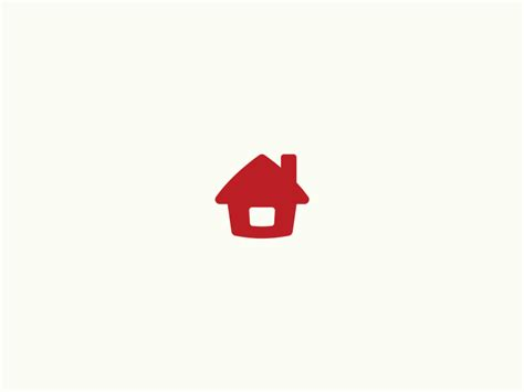 Minimalist House Design by Gif Flipping Loading Icon By Mahdi Al Farra Dribbble