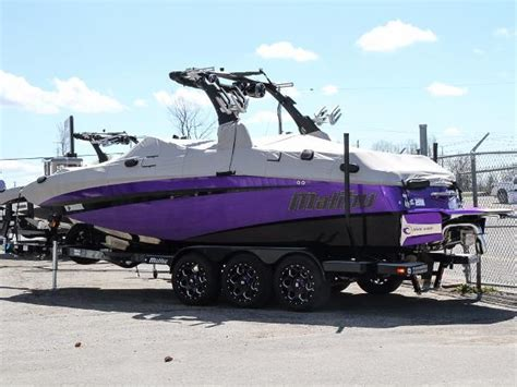 purple malibu boat for sale boats new and used boats for sale everythingboats