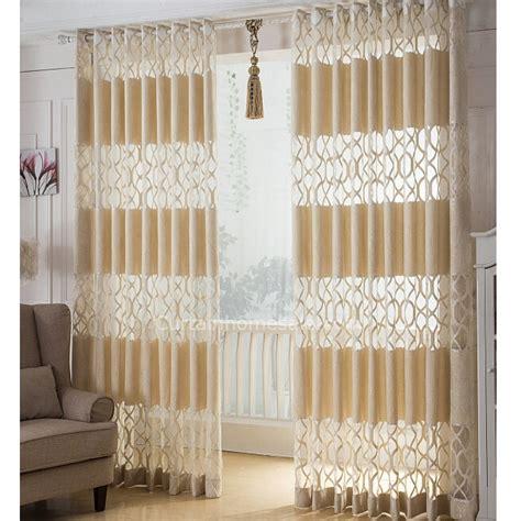 Bohemian curtains for sale fabulous beige farbige chenille lange gardinen mit lchern chic und