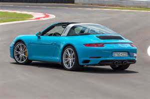 Porsche Targa 4 Porsche 911 Targa 4 2016 Review By Car Magazine