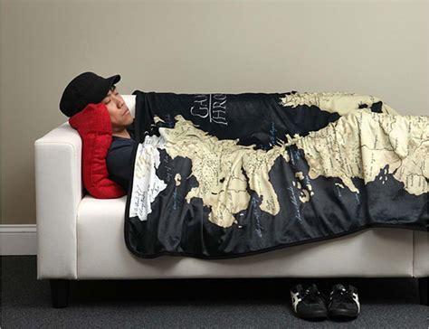Game of Thrones Map of Westeros Fleece Blanket » Gadget Flow