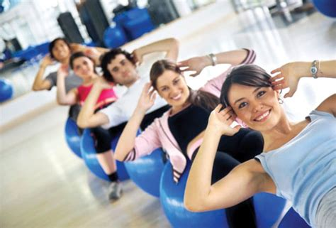 Fit Classes by Top Ten Reasons Why Exercise Is Awesome Weight