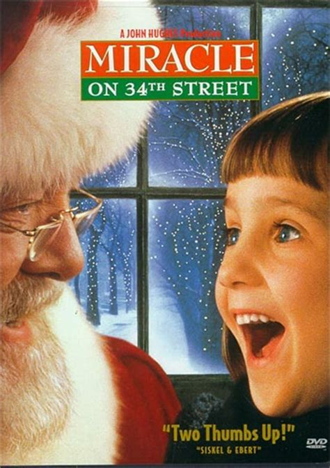 A Miracle On 34th 1947 Miracle On 34th 1994 Dvd 1994 Dvd Empire