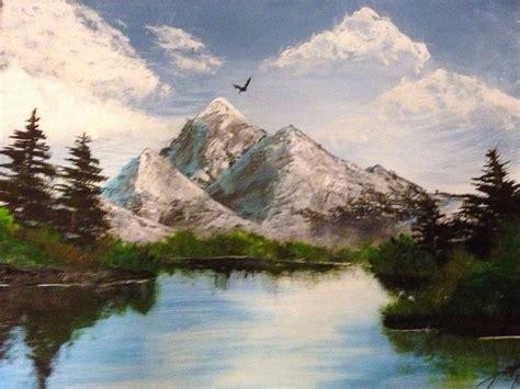 bob ross painting attempts overview for jaden journeys