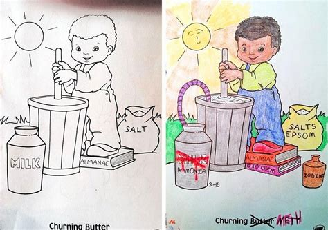 coloring book corruptions buzzfeed 11 utterly twisted colouring book corruptions