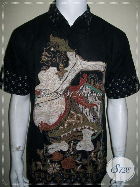 Kemeja Batik Semar batik semar kemeja batik wayang batik tulis lengan