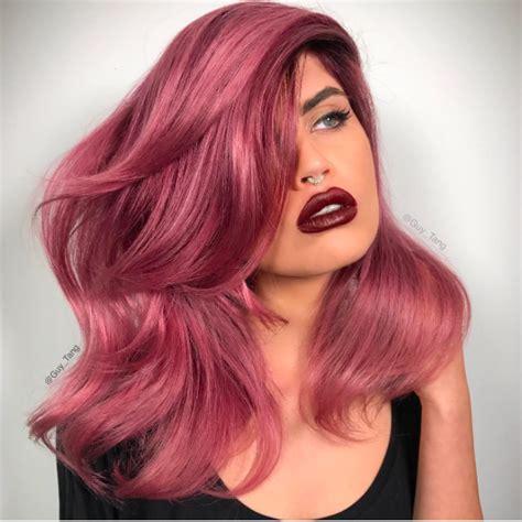 unique hair color younique personalize your style with a unique hair color