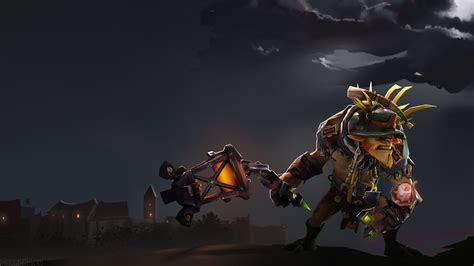 dota 2 bristleback wallpaper rigwarl the bristleback custom skin dota 2 wallpapers