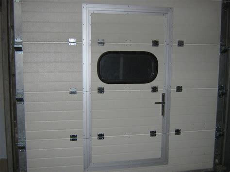 garage door with a door sectional garage doors windoors 174 srpu with a wicket door