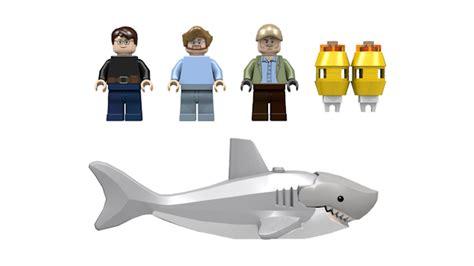 lego orca boat instructions lego ideas jaws proposal the toyark news