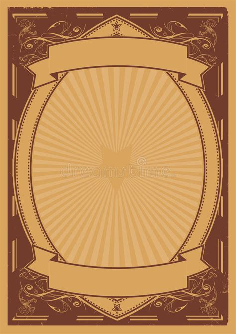 Vintage Church Or Circus Poster Background Royalty Free Stock Photography Image 20189317 Circus Poster Template Free
