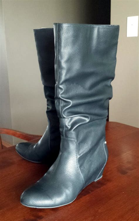 kohls boots wedge boots from kohls holidayfashion