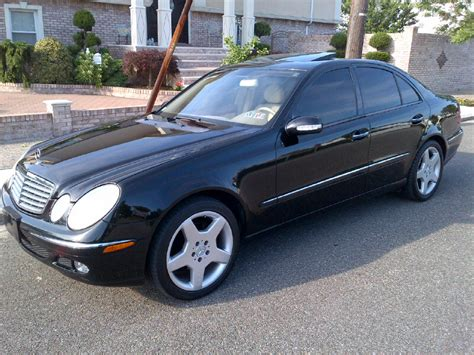 2003 Mercedes E 320 by 2003 Mercedes E320 With Amg Wheels 9500 Mbworld