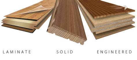 wood floor vs laminate solid vs engineered flooring