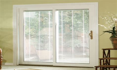 Sliding Glass Door Blinds Pella Sliding Patio Doors Sliding Shades For Patio Doors