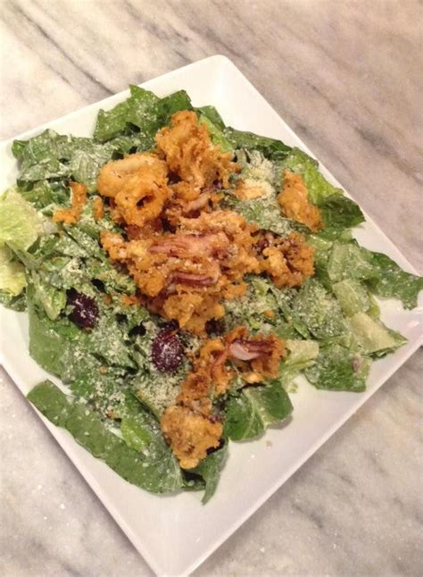fried calamari salad 234 best images about delicous meals on tybee island on