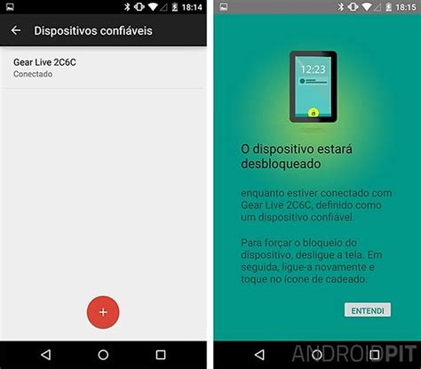 android smart lock android 5 0 lollipop smart lock e a adi 231 227 o de um 237 cone inteligente 224 tela de bloqueio androidpit