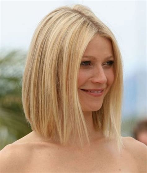 long bob hairstyles gwyneth paltrow bobs haircuts long hair style gwyneth paltrow shorts