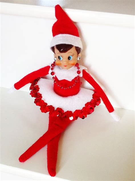 printable elf on the shelf clothes express your elf handmade elf on the shelf clothing skirt