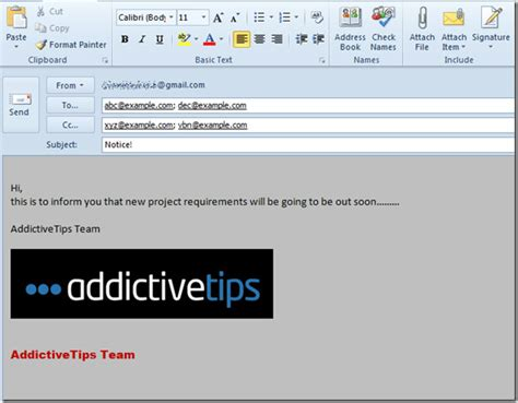 outlook 2010 email template shortcut image collections