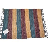 leather rugs manufacturers suppliers exporters in india