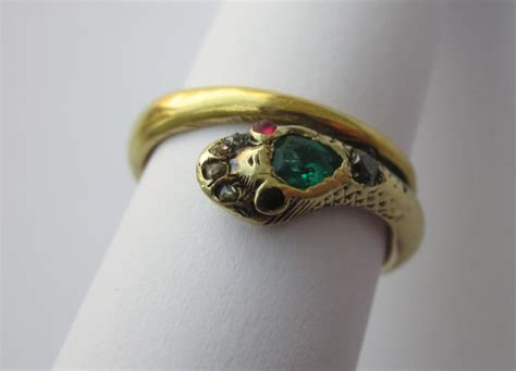 Snake Cobra Bracelet 1901 Jewelry what is the meaning snake rings worthpoint