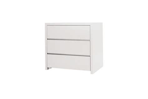 high gloss dresser canada bianca 3 drawer night table large high gloss white