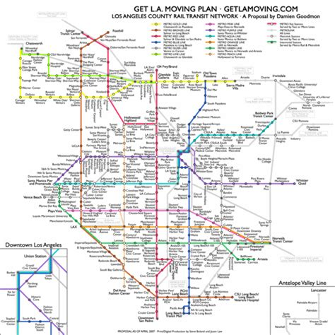 la subway map subway map los angeles california usa subway maps subway map and california usa