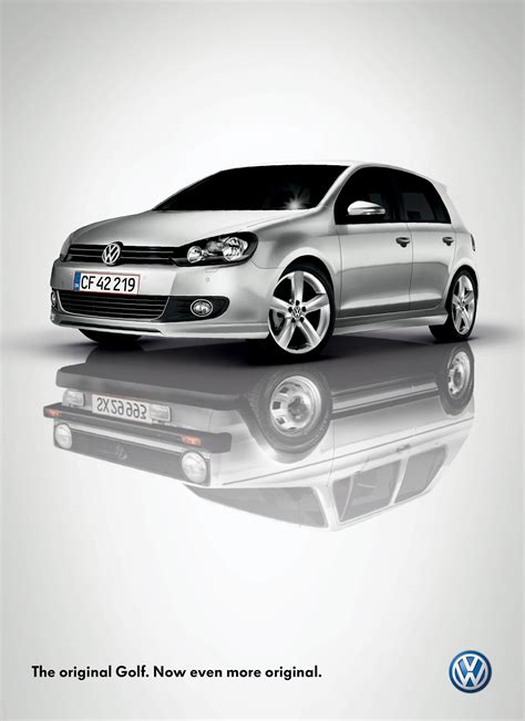 volkswagen ddb volkswagen print advert by ddb reflection ads of the world